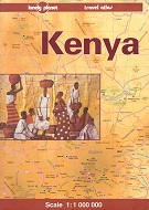 Kenya travel atlas.