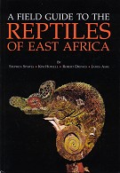 A field guide to the Reptiles of East Africa.