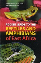Pocket guide to the Reptiles and Amphibians of East Africa.