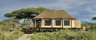 Lake Masek Tented Camp.