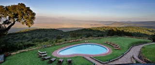 Ngorongoro Sopa Lodge.