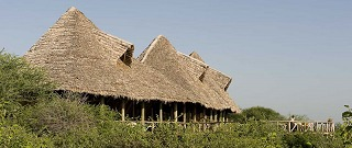 Lake Burunge Tented Camp.